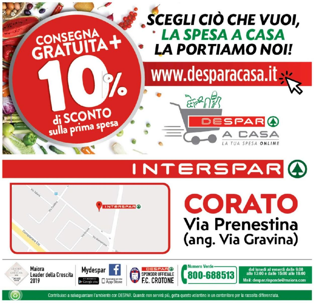 Volantino Interspar - Offerte 16/05-26/05/2019 (Pagina 28)