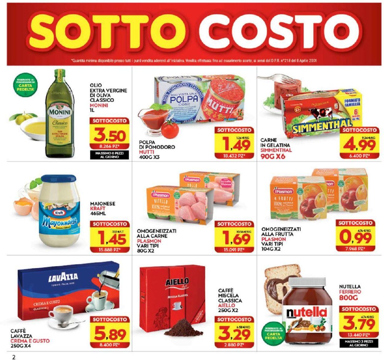 Volantino Interspar - Offerte 27/05-05/06/2019 (Pagina 2)