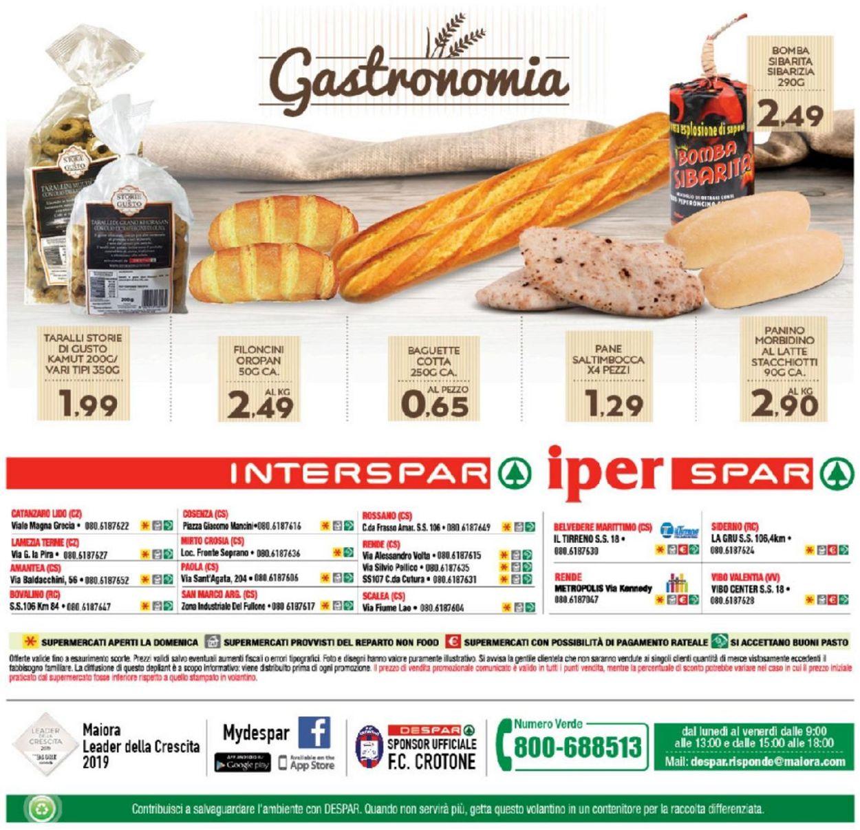 Volantino Interspar - Offerte 27/05-05/06/2019 (Pagina 32)