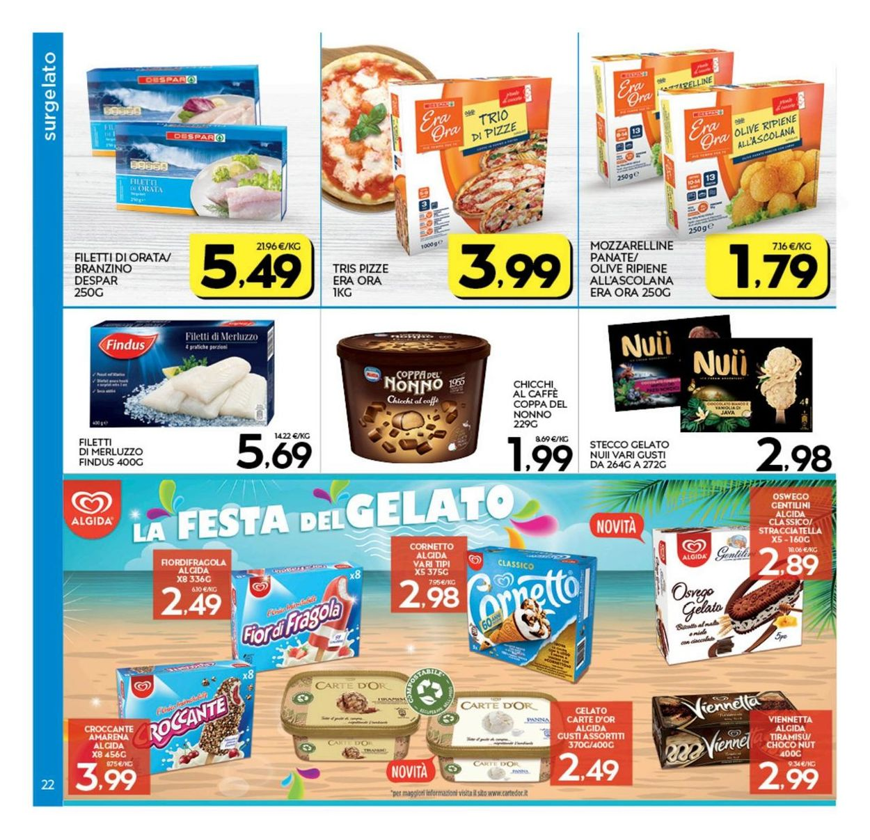 Volantino Interspar - Offerte 17/06-26/06/2019 (Pagina 22)