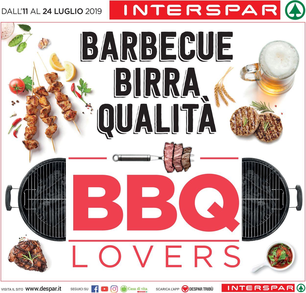 Volantino Interspar - Offerte 11/07-24/07/2019