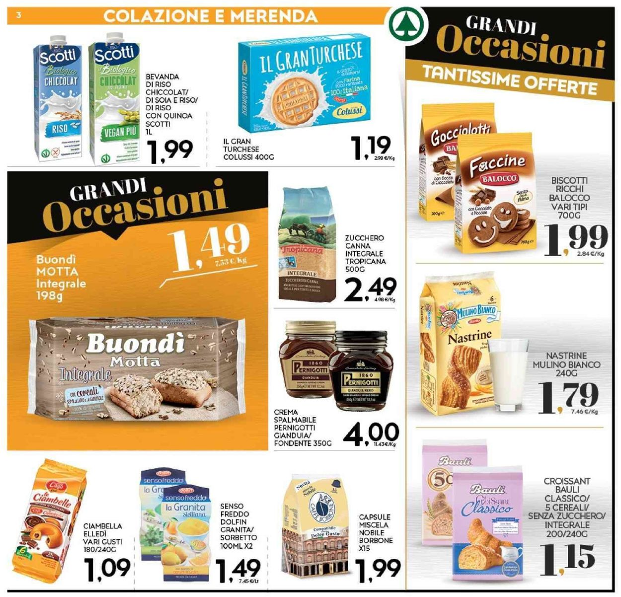 Volantino Interspar - Offerte 19/08-28/08/2019 (Pagina 3)