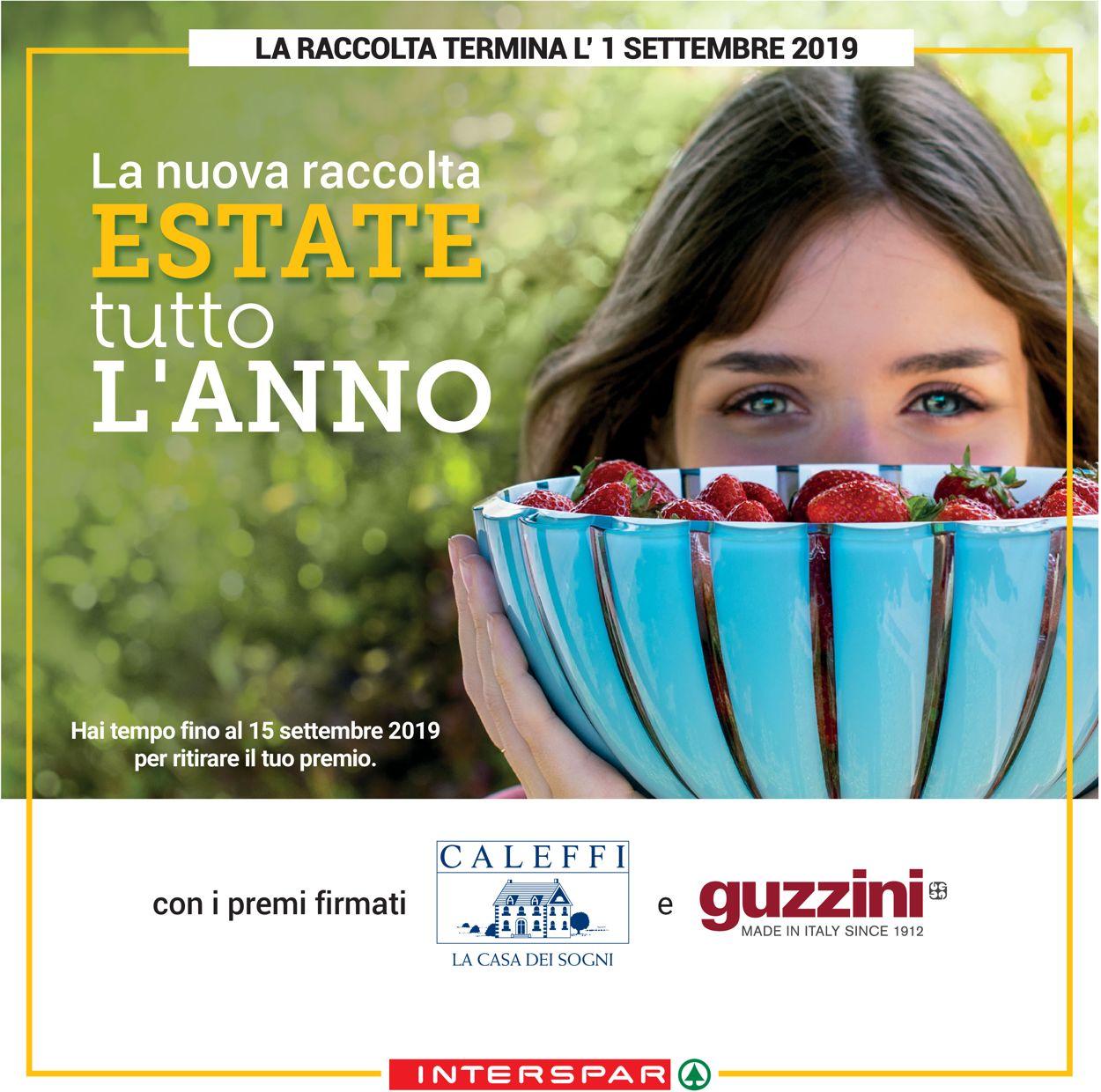 Volantino Interspar - Offerte 22/08-01/09/2019