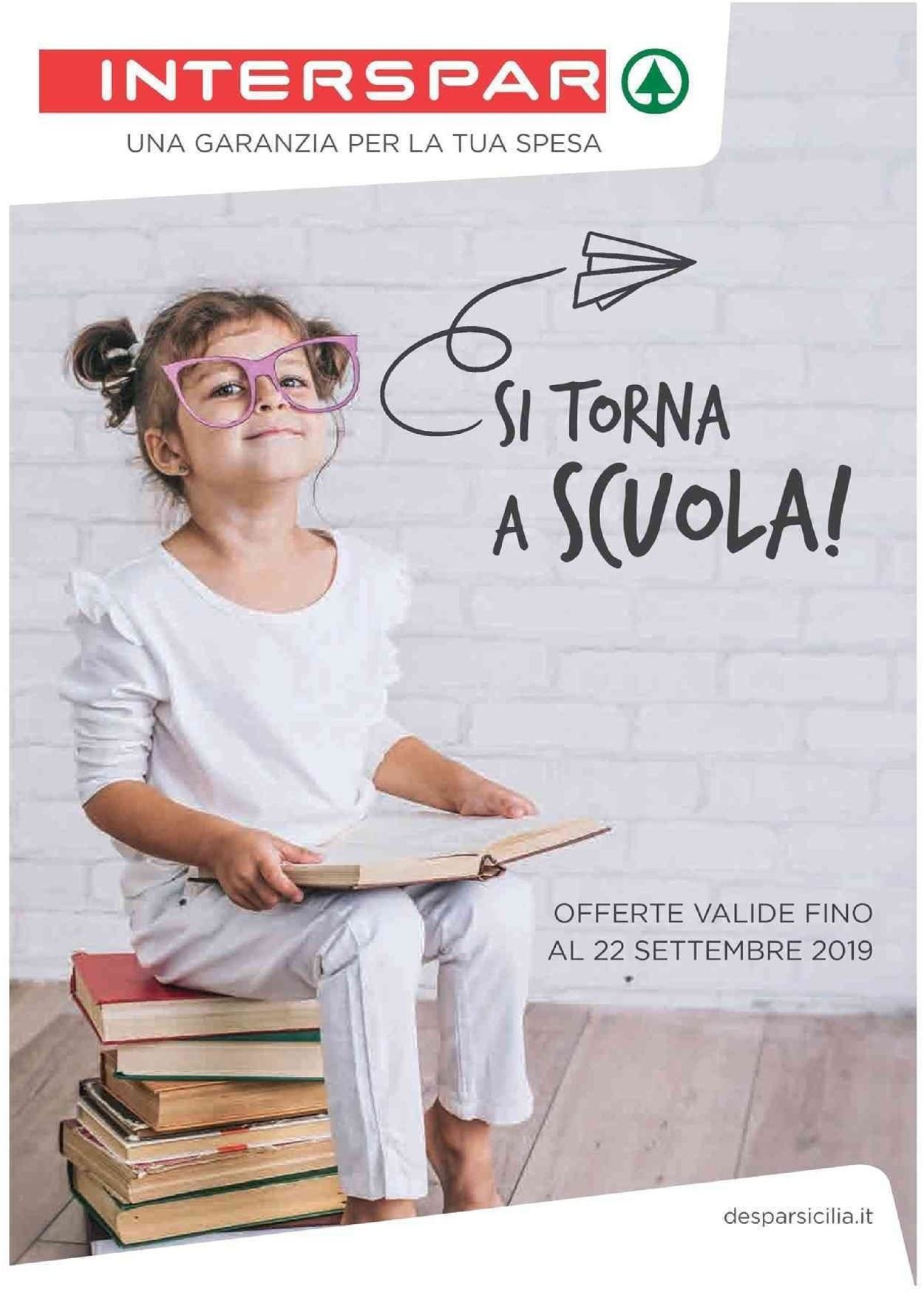 Volantino Interspar - Offerte 07/09-22/09/2019
