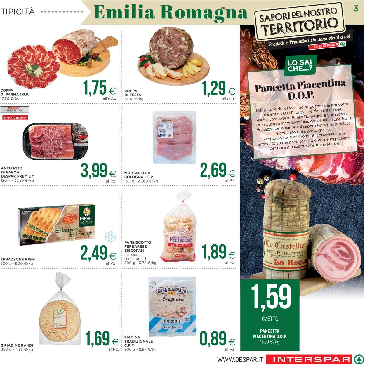 Volantino Interspar - Offerte 31/10-13/11/2019 (Pagina 3)