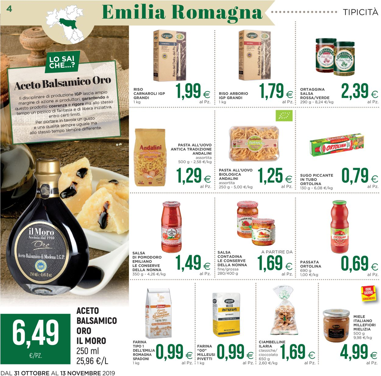 Volantino Interspar - Offerte 31/10-13/11/2019 (Pagina 4)