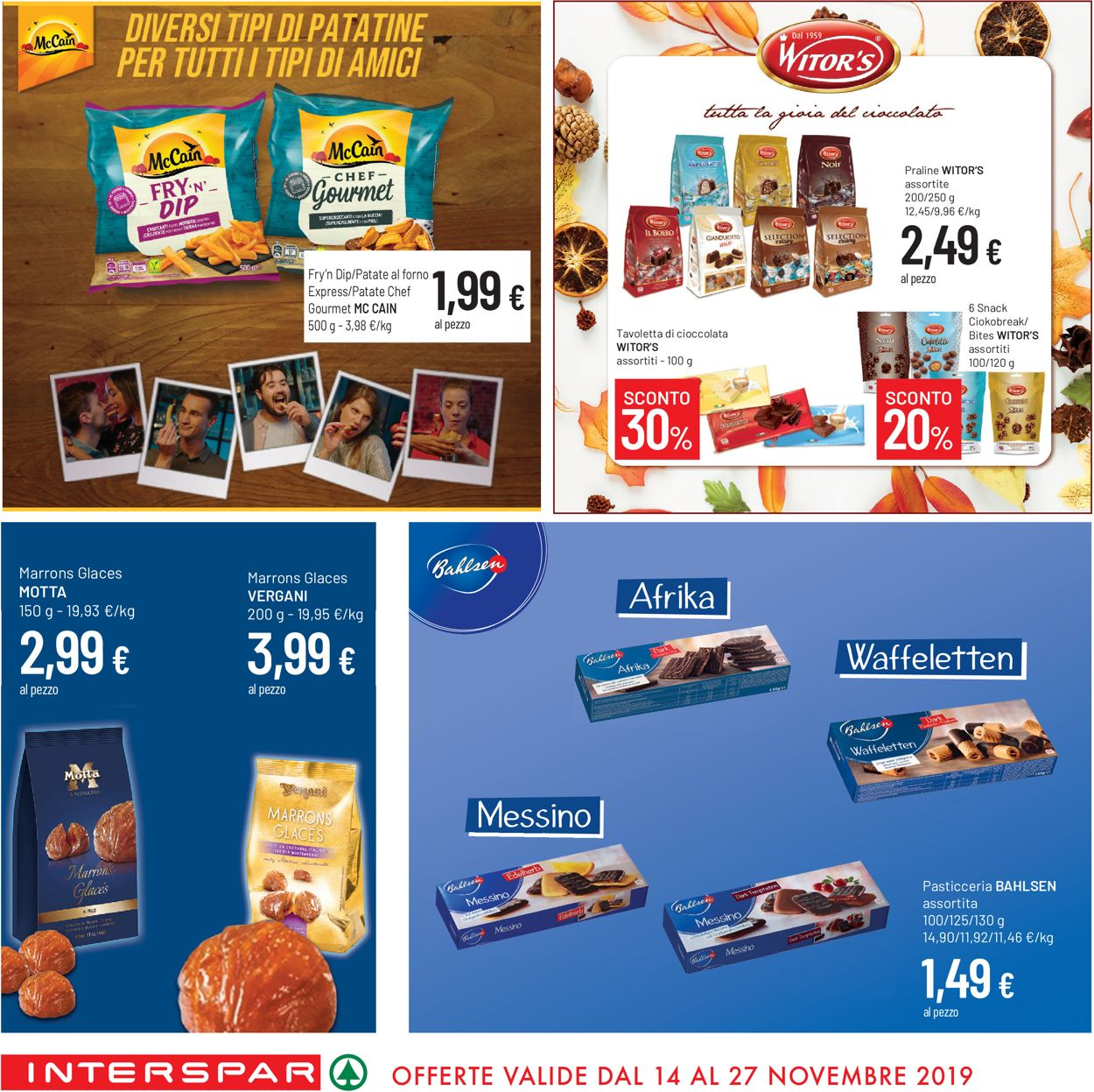 Volantino Interspar - Offerte 14/11-27/11/2019 (Pagina 2)