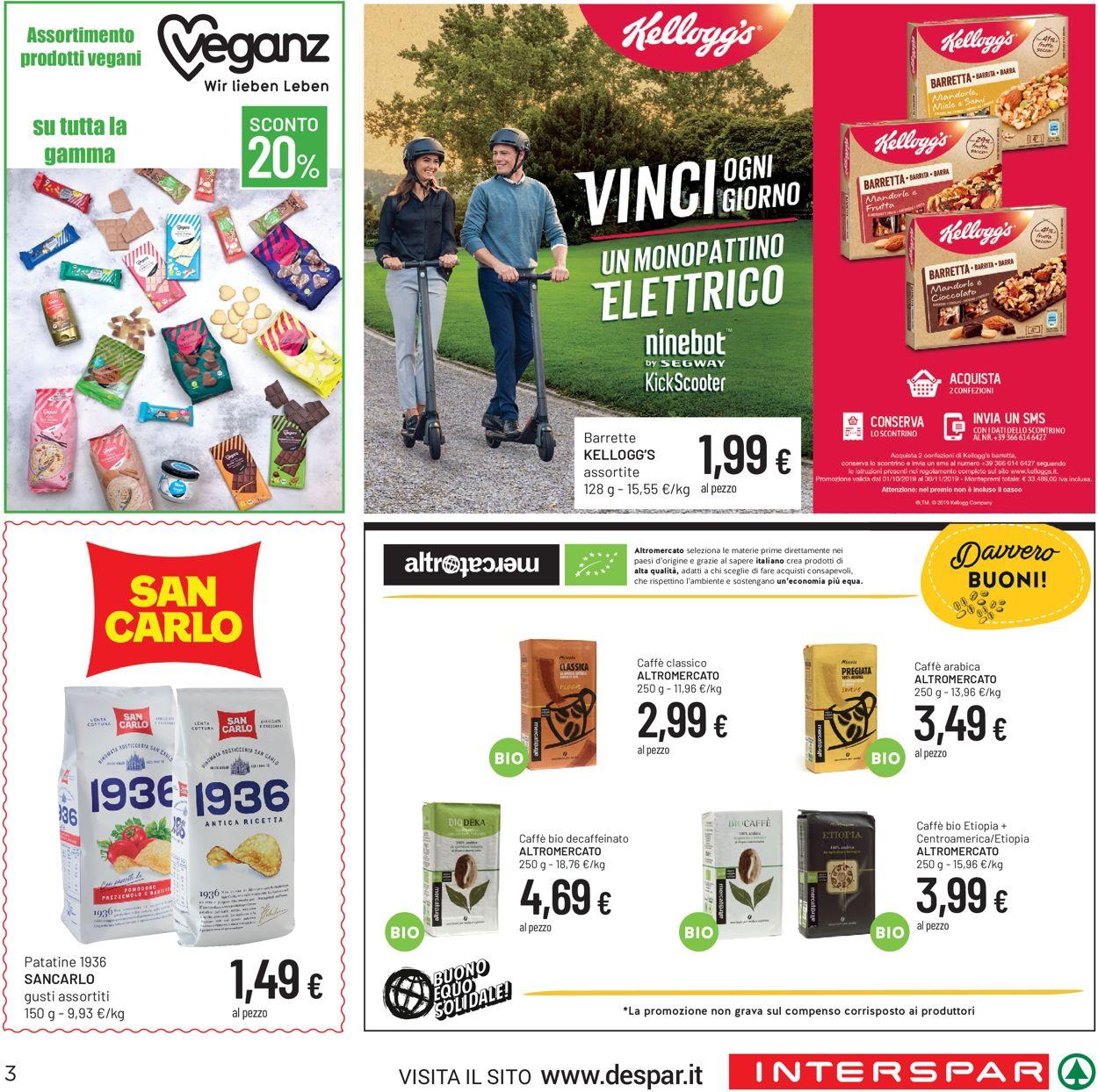 Volantino Interspar - Offerte 14/11-27/11/2019 (Pagina 3)
