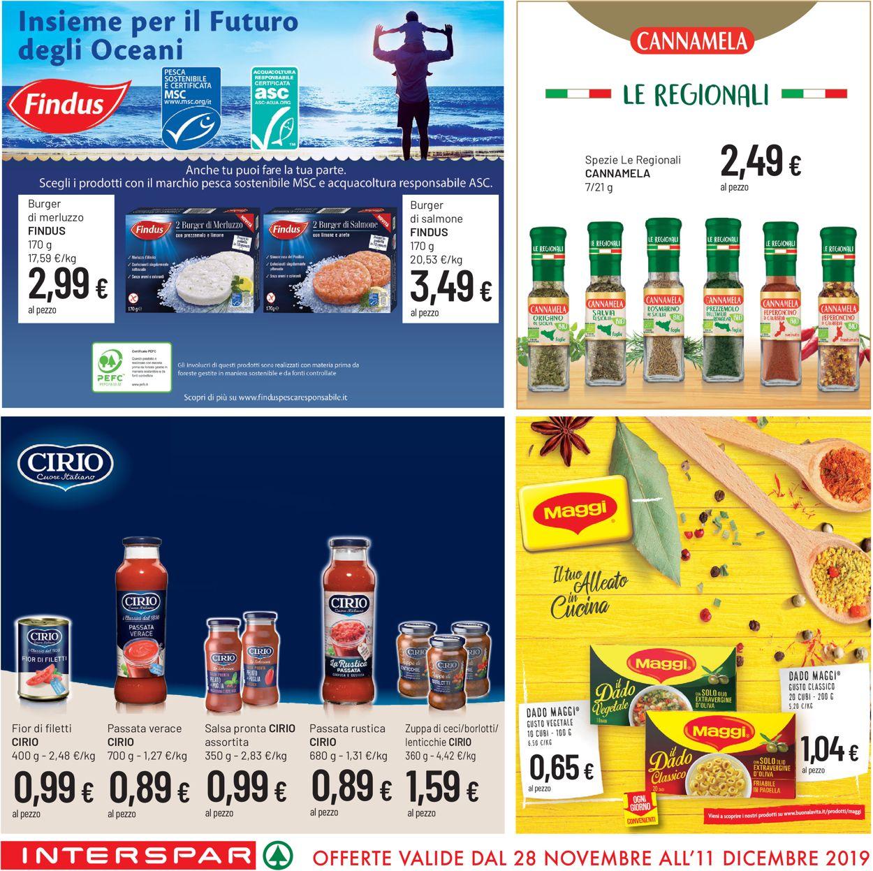 Volantino Interspar - Offerte 28/11-11/12/2019 (Pagina 4)
