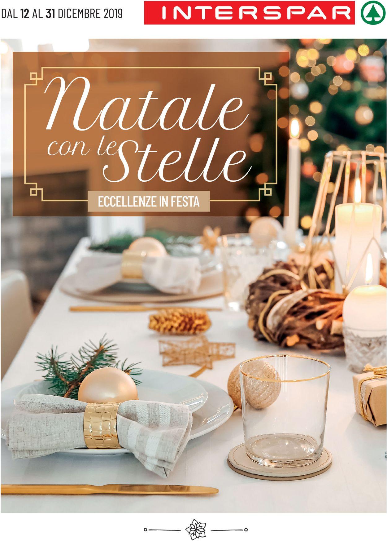Volantino Il volantino natalizio di Interspar - Offerte 12/12-31/12/2019