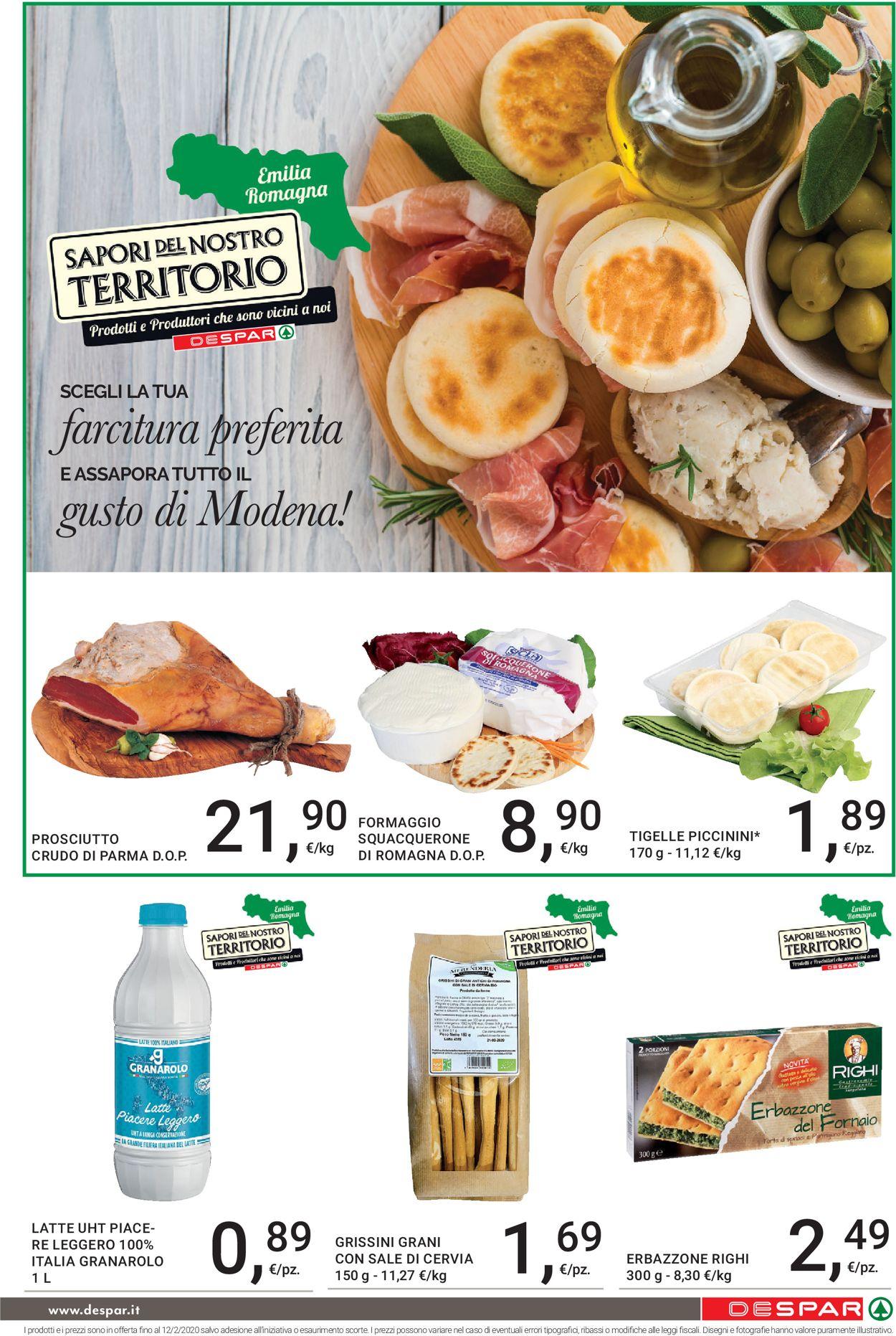 Volantino Interspar - Offerte 30/01-10/02/2020 (Pagina 23)
