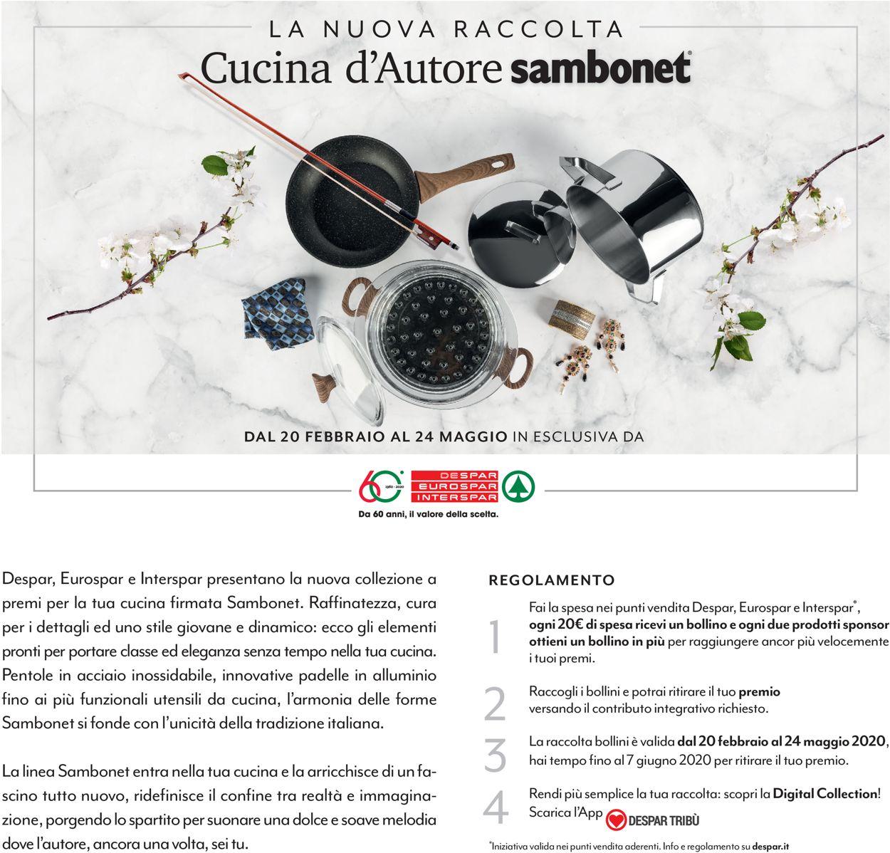 Volantino Interspar - Offerte 20/02-11/03/2020 (Pagina 2)