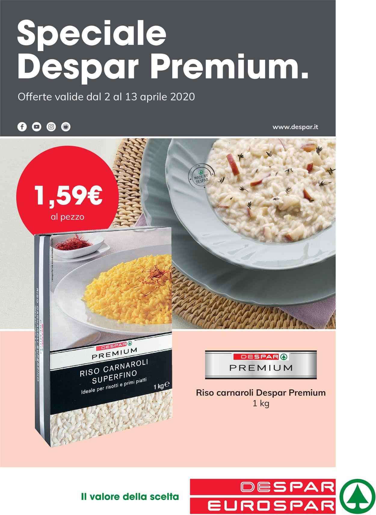 Volantino Interspar - Offerte 02/04-13/04/2020