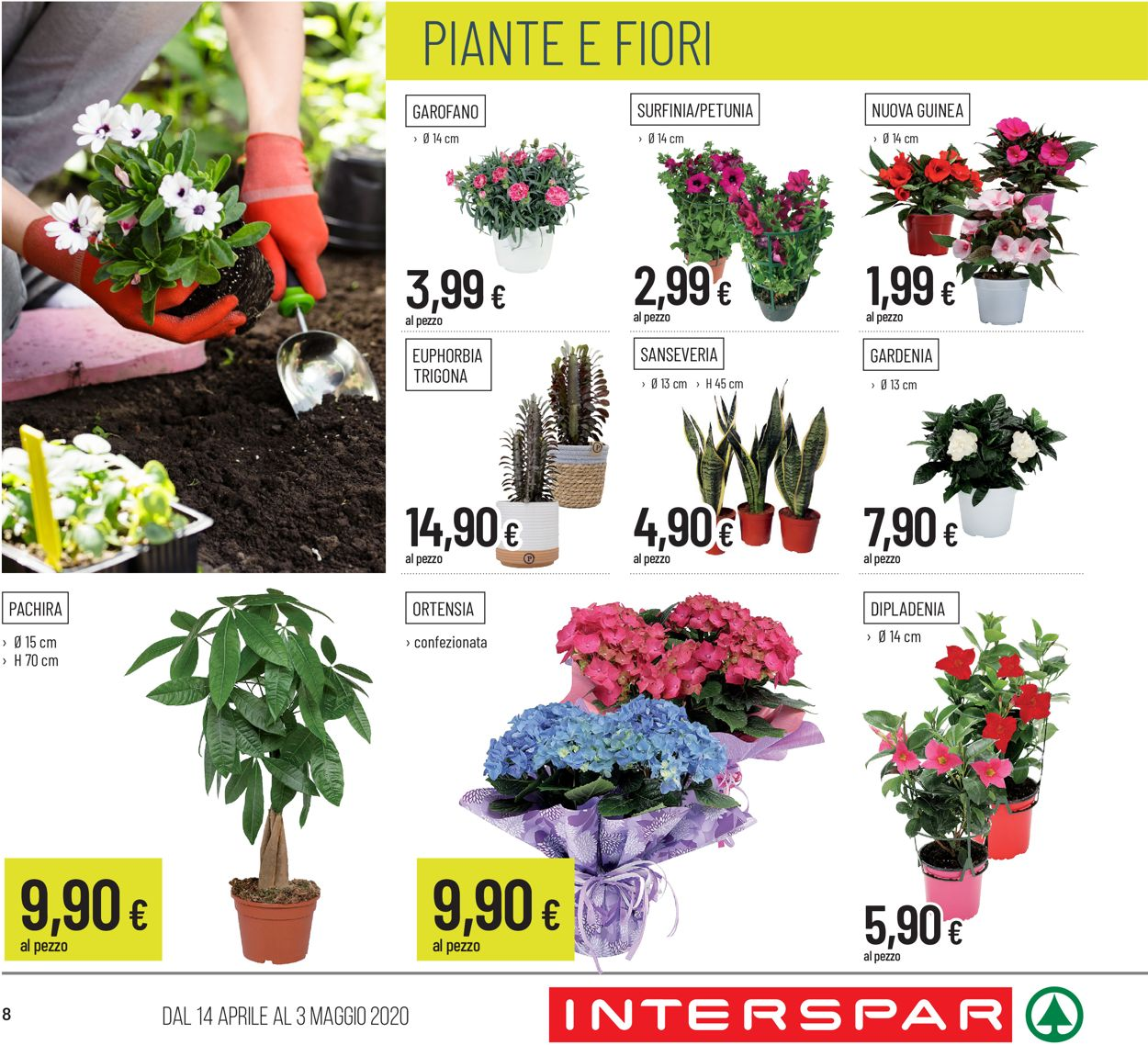 Volantino Interspar - Offerte 14/04-03/05/2020 (Pagina 8)