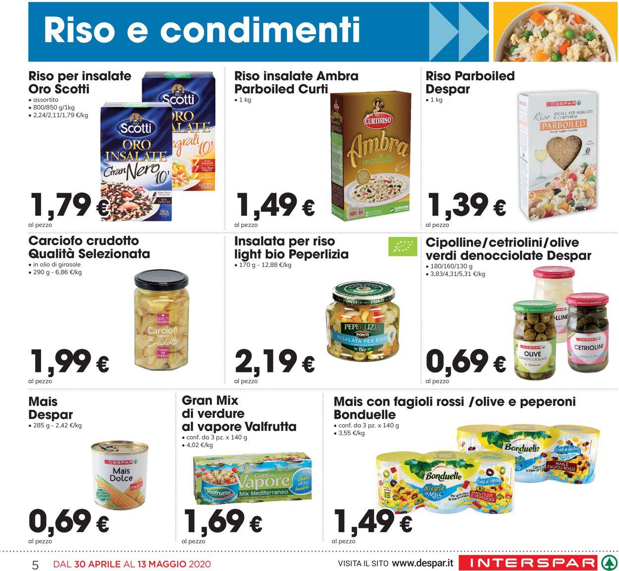 Volantino Interspar - Offerte 30/04-13/05/2020 (Pagina 5)