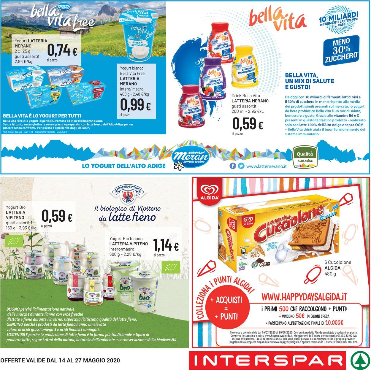 Volantino Interspar - Offerte 14/05-27/05/2020 (Pagina 2)