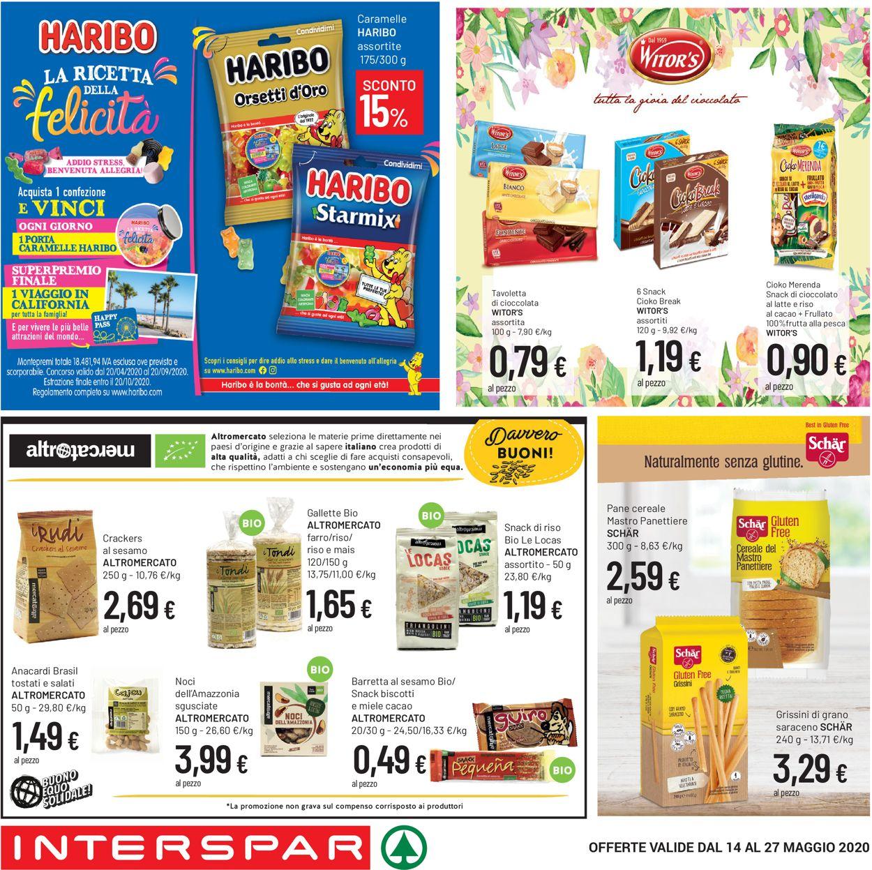 Volantino Interspar - Offerte 14/05-27/05/2020 (Pagina 3)