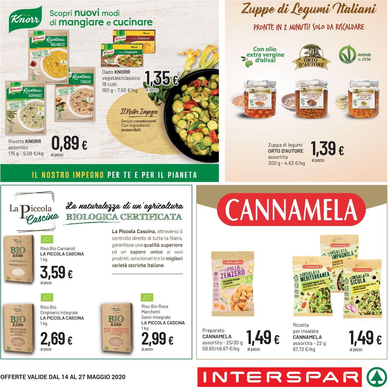 Volantino Interspar - Offerte 14/05-27/05/2020 (Pagina 4)