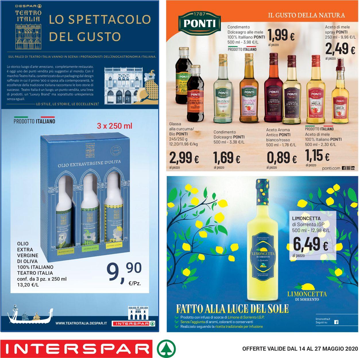 Volantino Interspar - Offerte 14/05-27/05/2020 (Pagina 5)