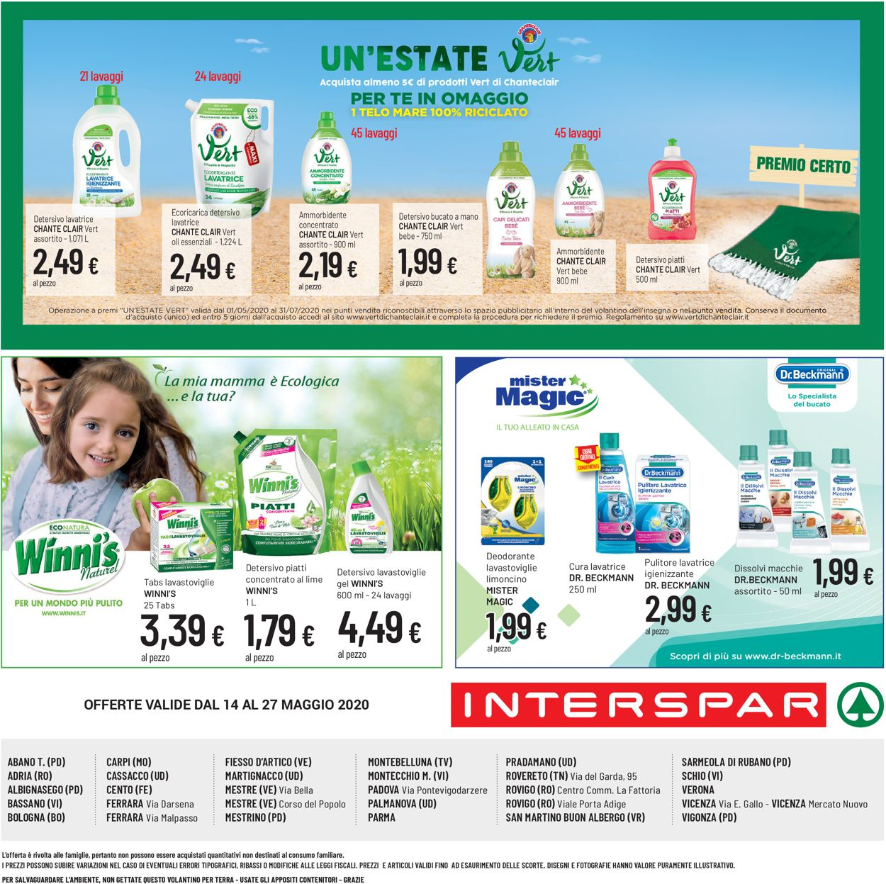 Volantino Interspar - Offerte 14/05-27/05/2020 (Pagina 8)