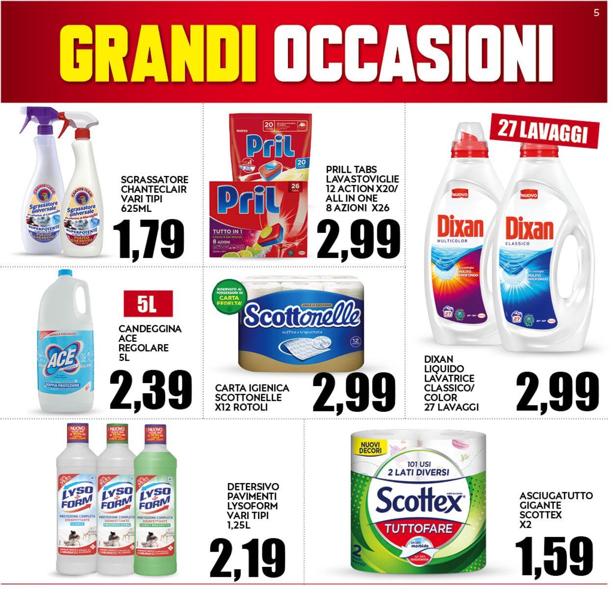 Volantino Interspar - Offerte 24/05-03/06/2020 (Pagina 5)