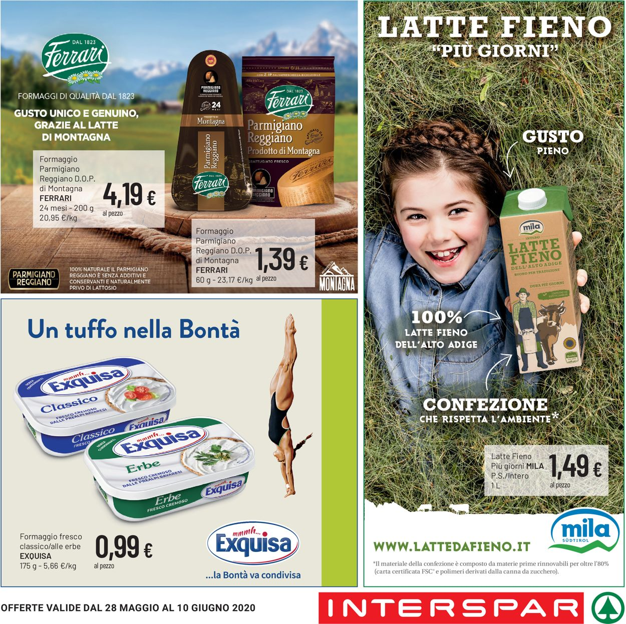 Volantino Interspar - Offerte 28/05-10/06/2020 (Pagina 2)