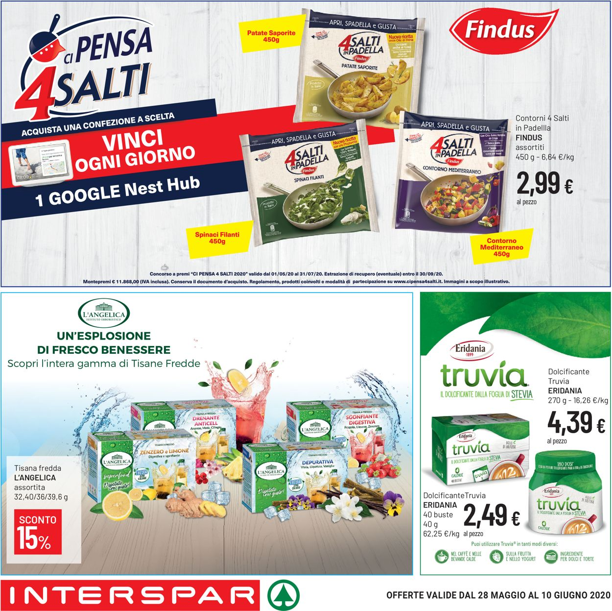 Volantino Interspar - Offerte 28/05-10/06/2020 (Pagina 3)