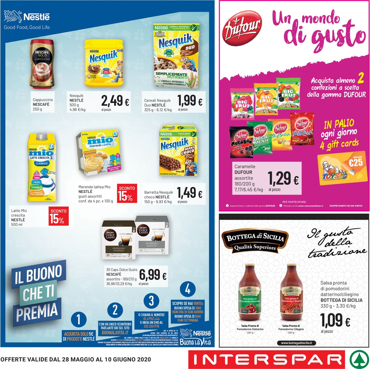 Volantino Interspar - Offerte 28/05-10/06/2020 (Pagina 4)
