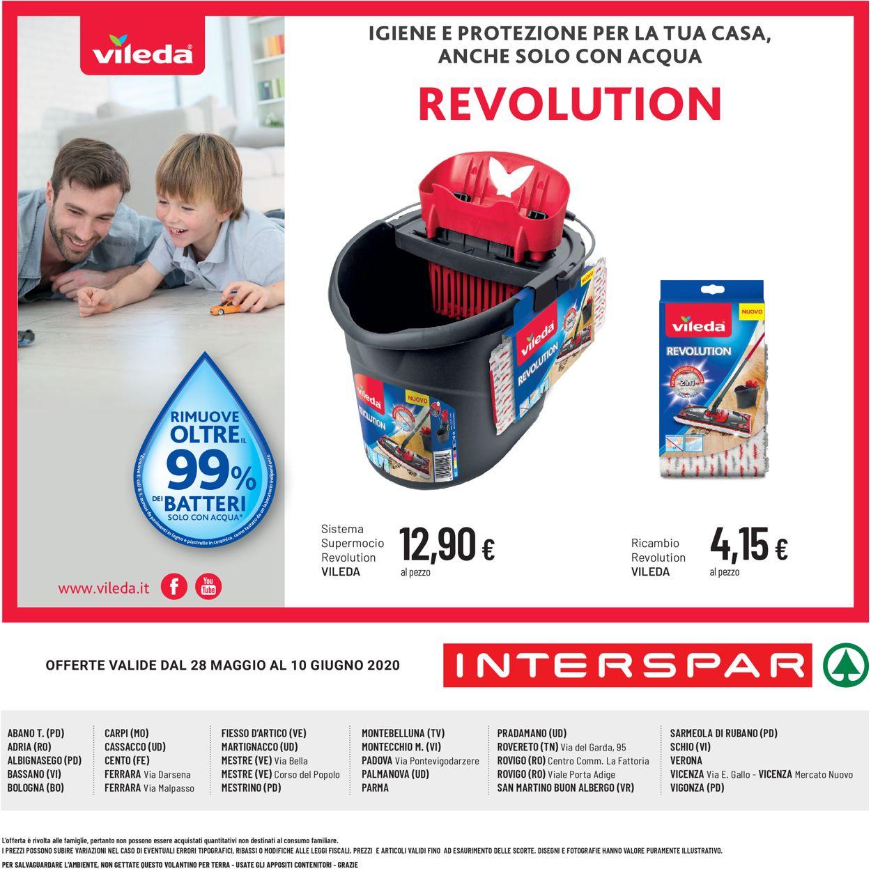 Volantino Interspar - Offerte 28/05-10/06/2020 (Pagina 8)