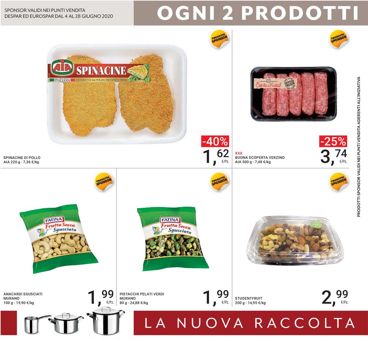 Volantino Interspar - Offerte 04/06-28/06/2020 (Pagina 4)