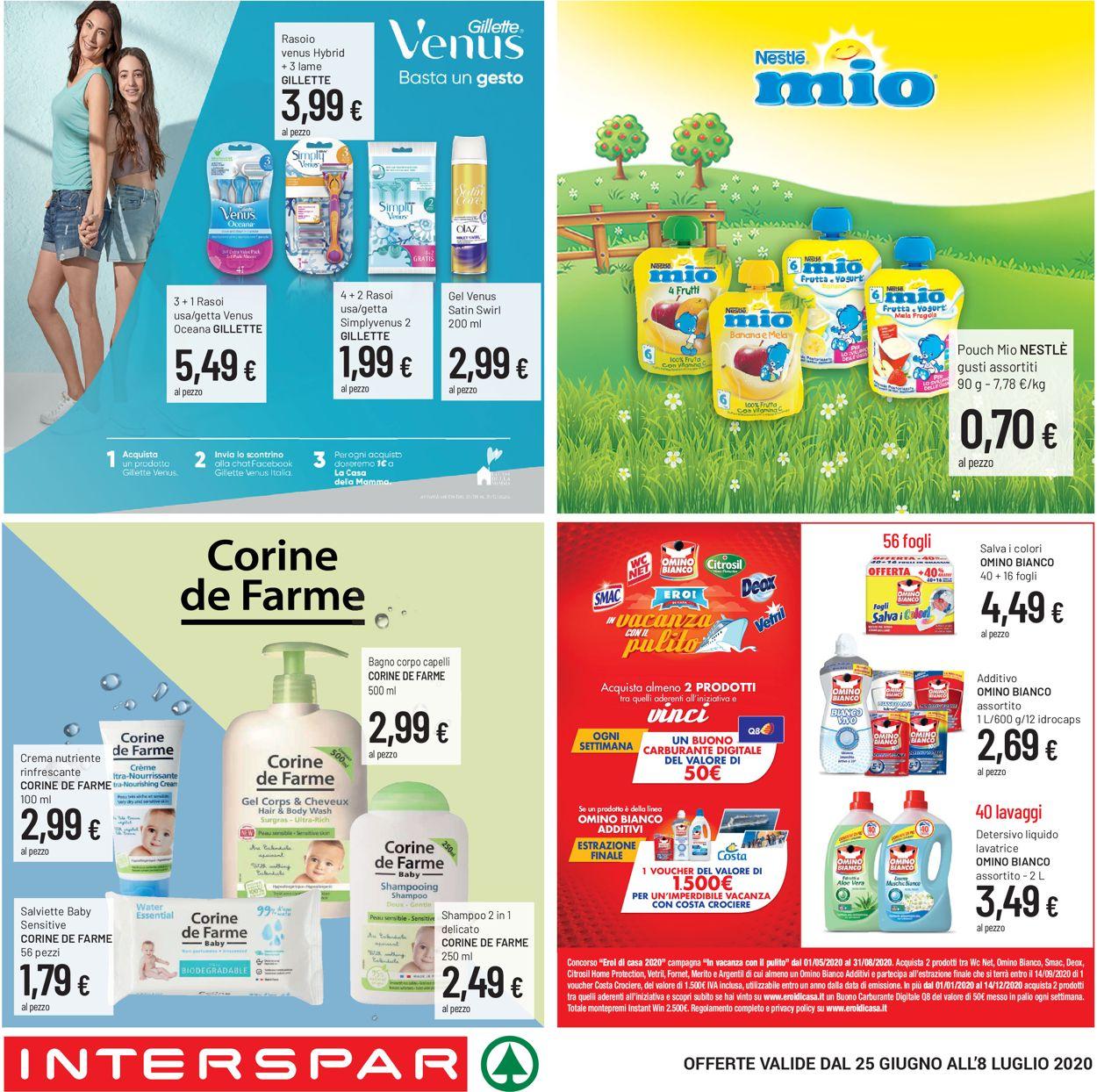 Volantino Interspar - Offerte 25/06-08/07/2020 (Pagina 7)