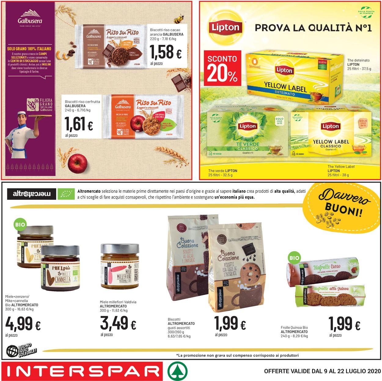 Volantino Interspar - Offerte 09/07-22/07/2020 (Pagina 3)