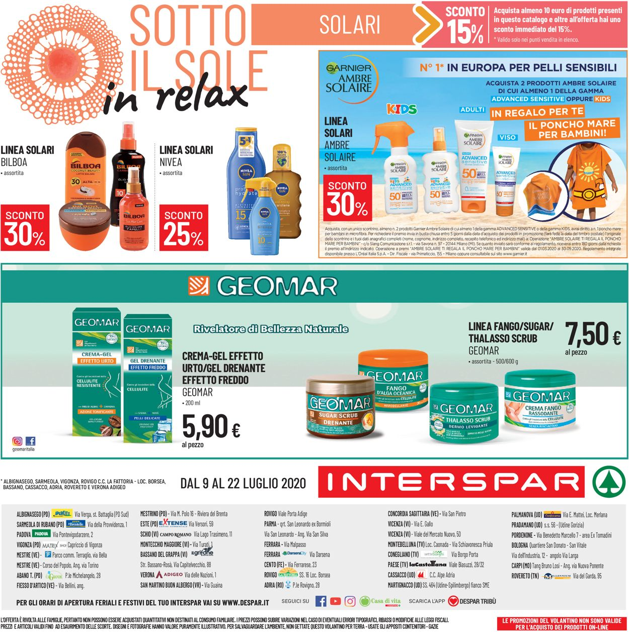 Volantino Interspar - Offerte 09/07-22/07/2020 (Pagina 8)