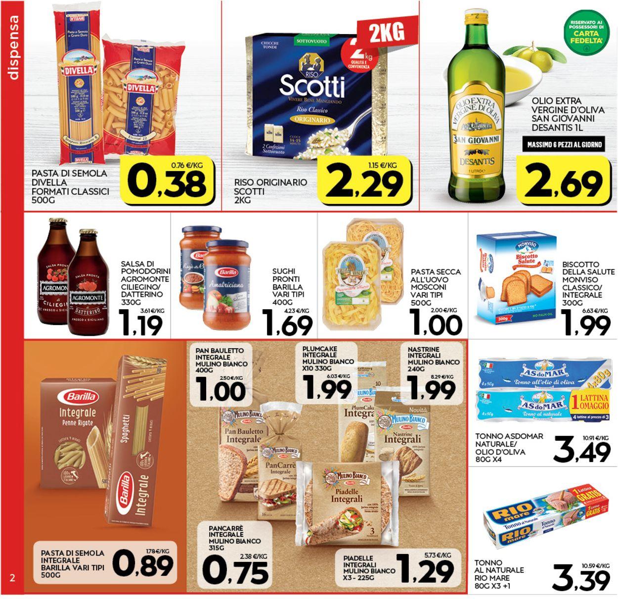Volantino Interspar - Offerte 16/07-26/07/2020 (Pagina 2)