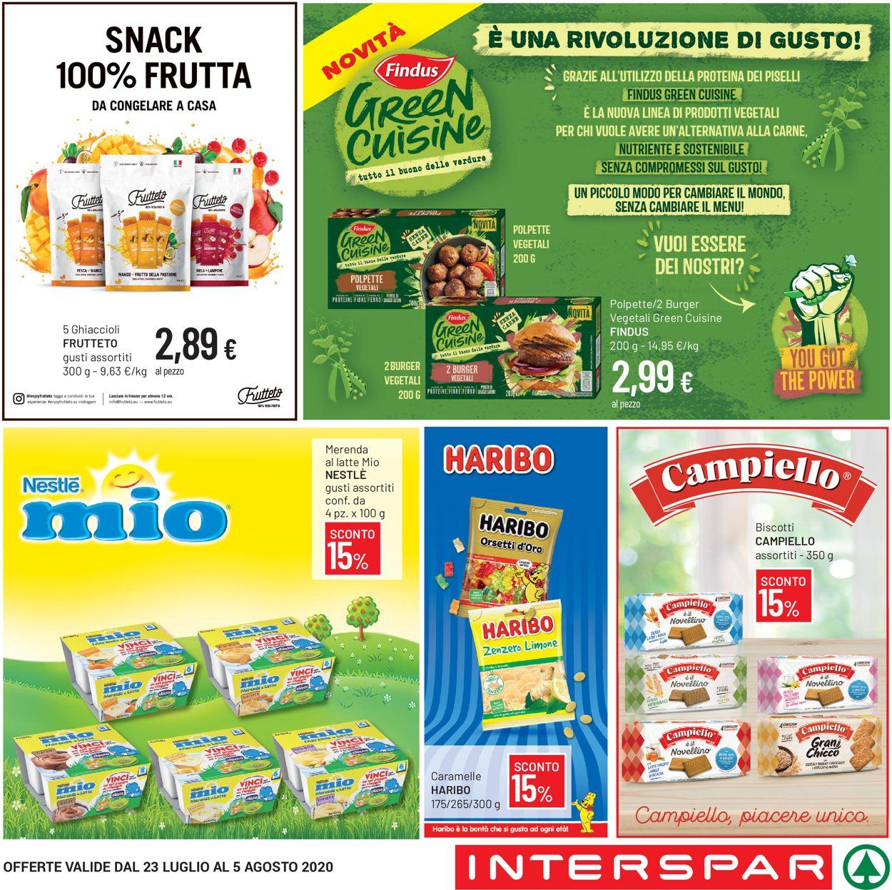 Volantino Interspar - Offerte 23/07-05/08/2020 (Pagina 2)