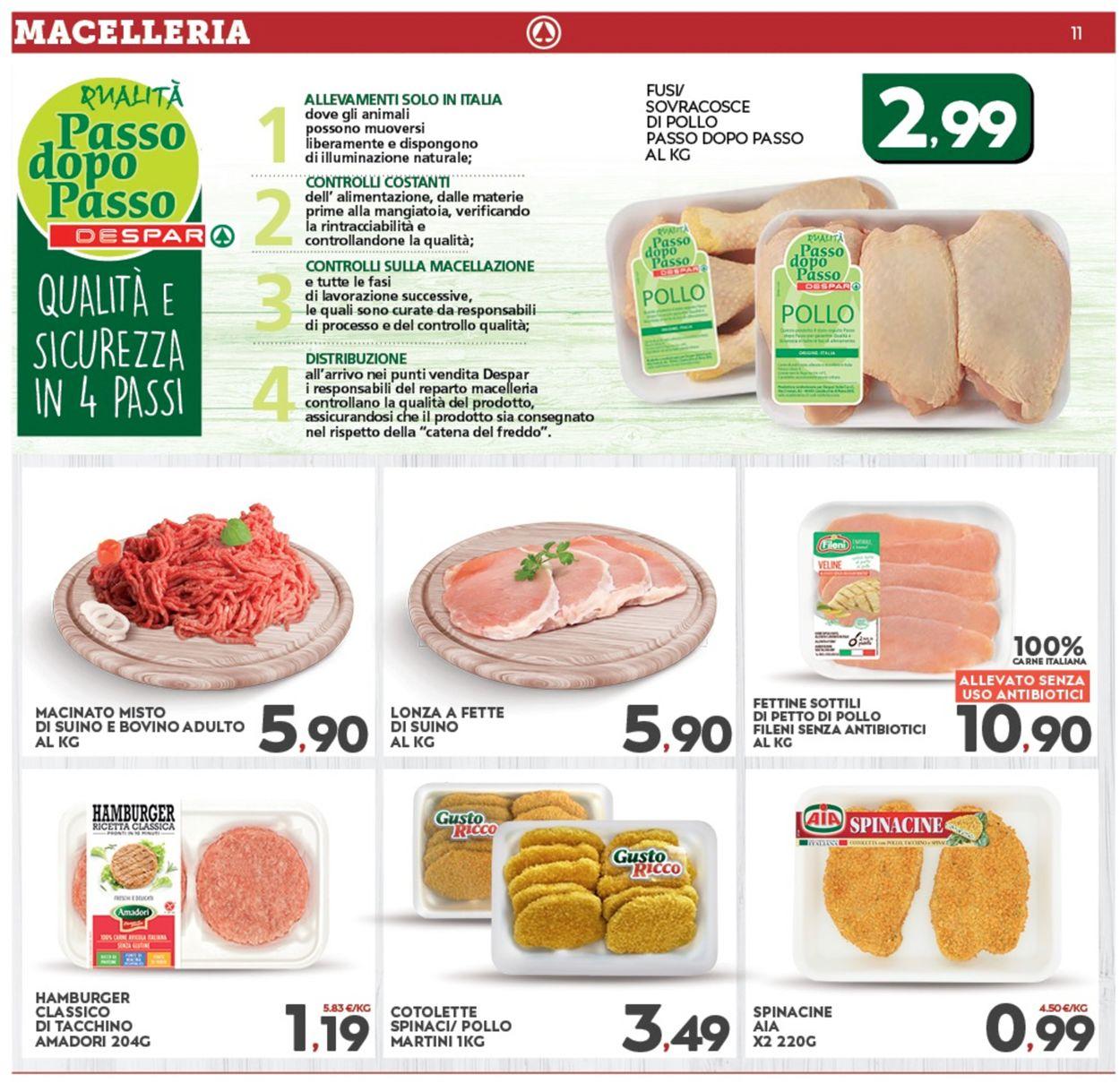 Volantino Interspar - Offerte 27/07-02/08/2020 (Pagina 11)