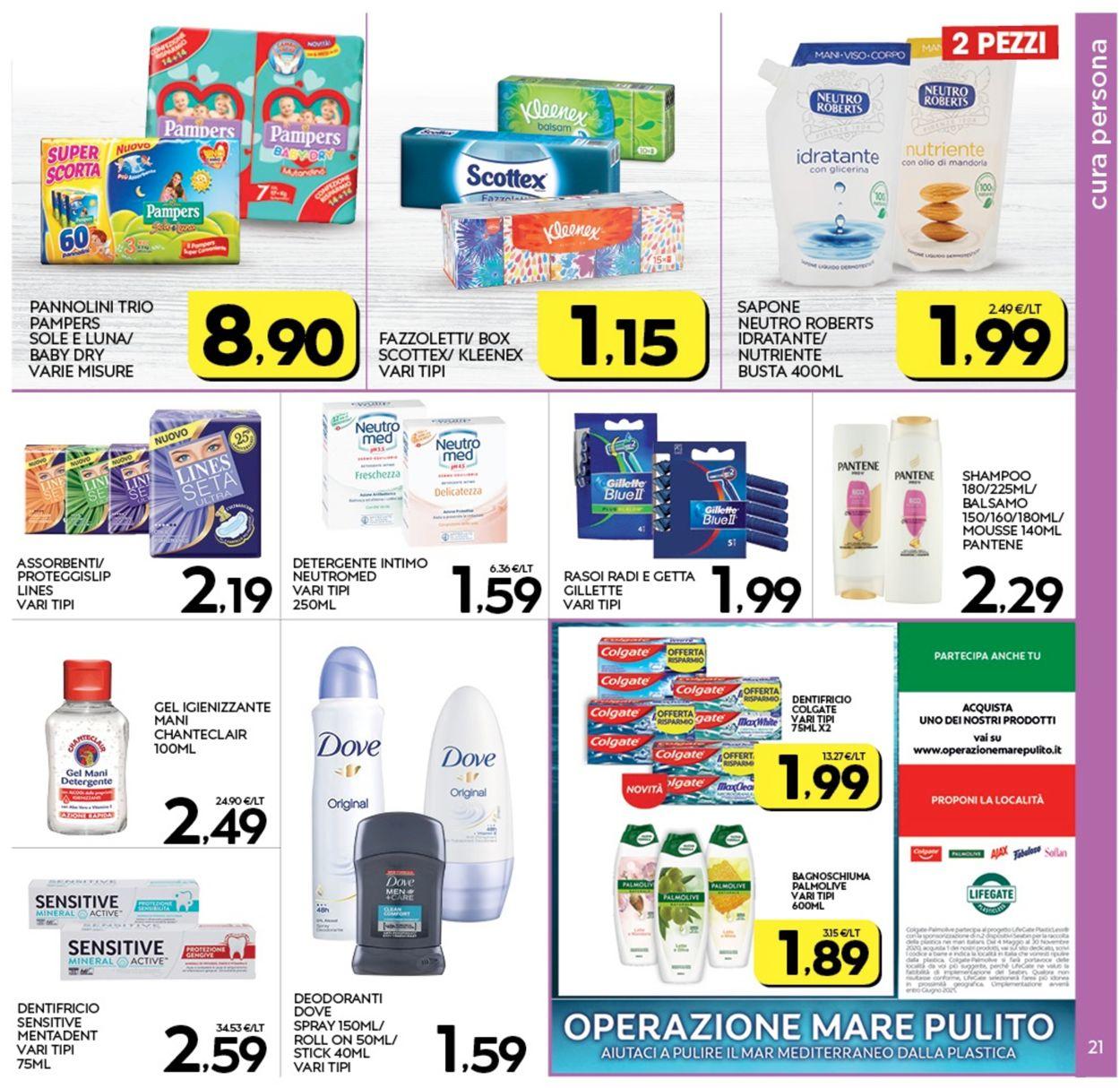Volantino Interspar - Offerte 05/08-16/08/2020 (Pagina 21)