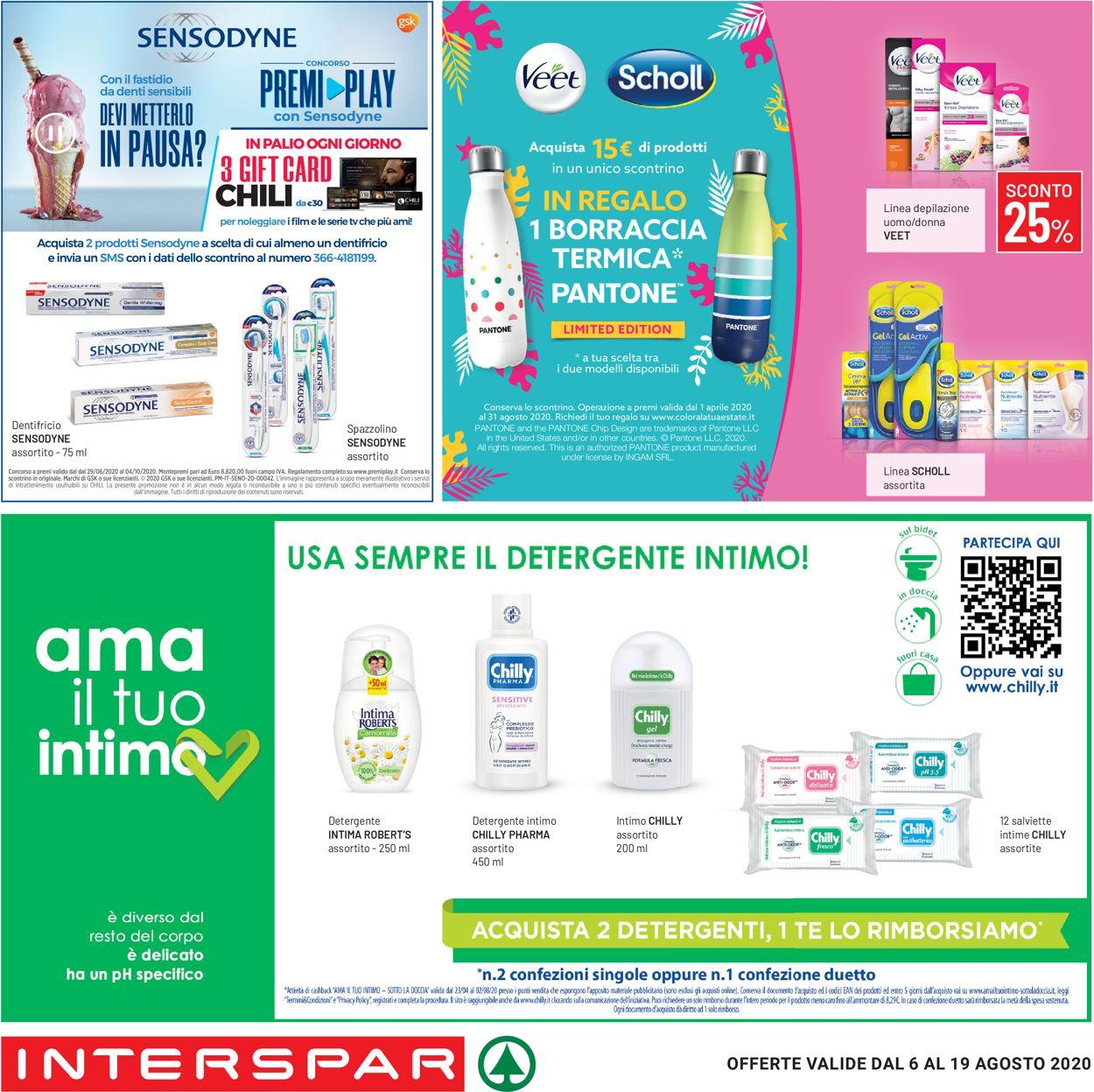 Volantino Interspar - Offerte 06/08-19/08/2020 (Pagina 9)