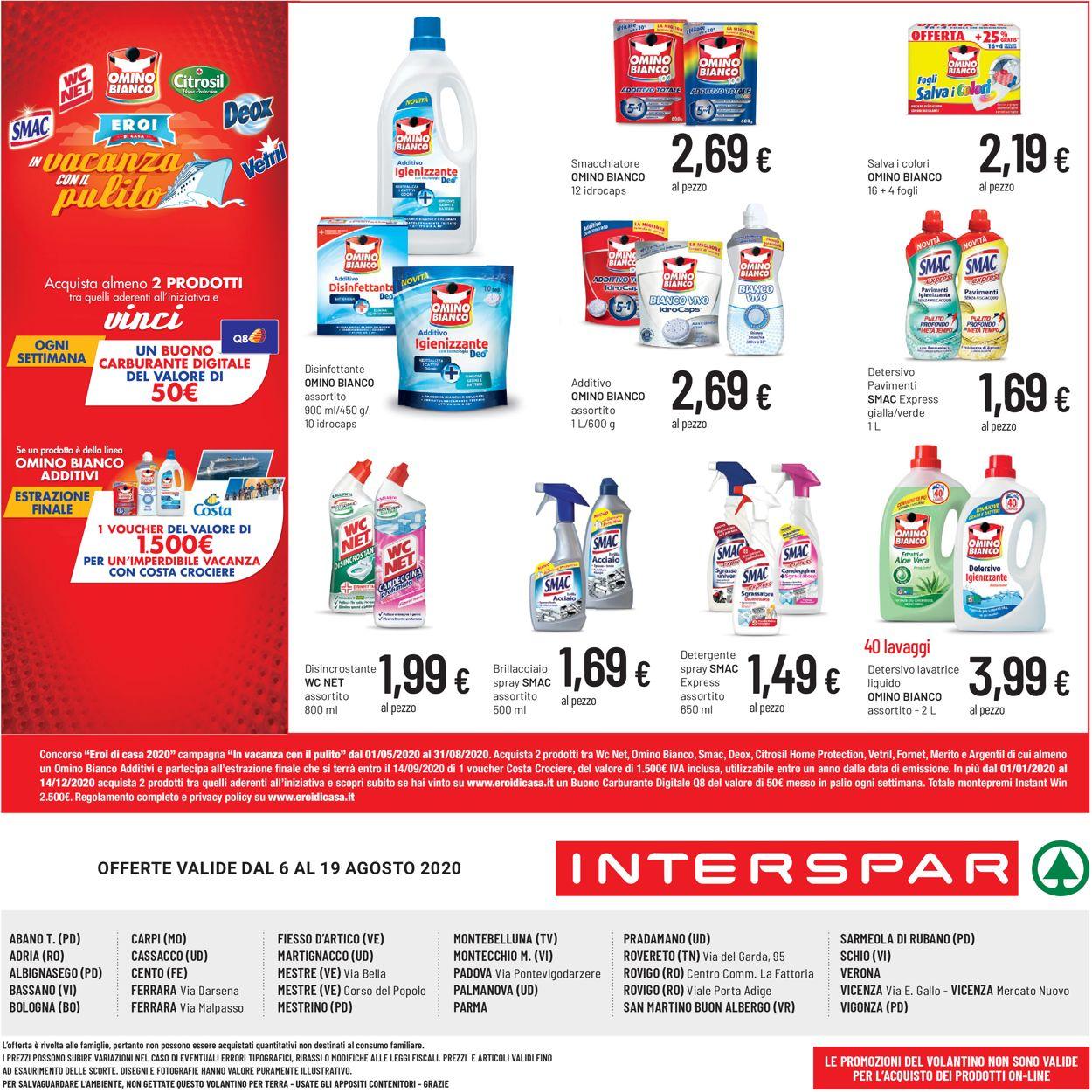 Volantino Interspar - Offerte 06/08-19/08/2020 (Pagina 12)