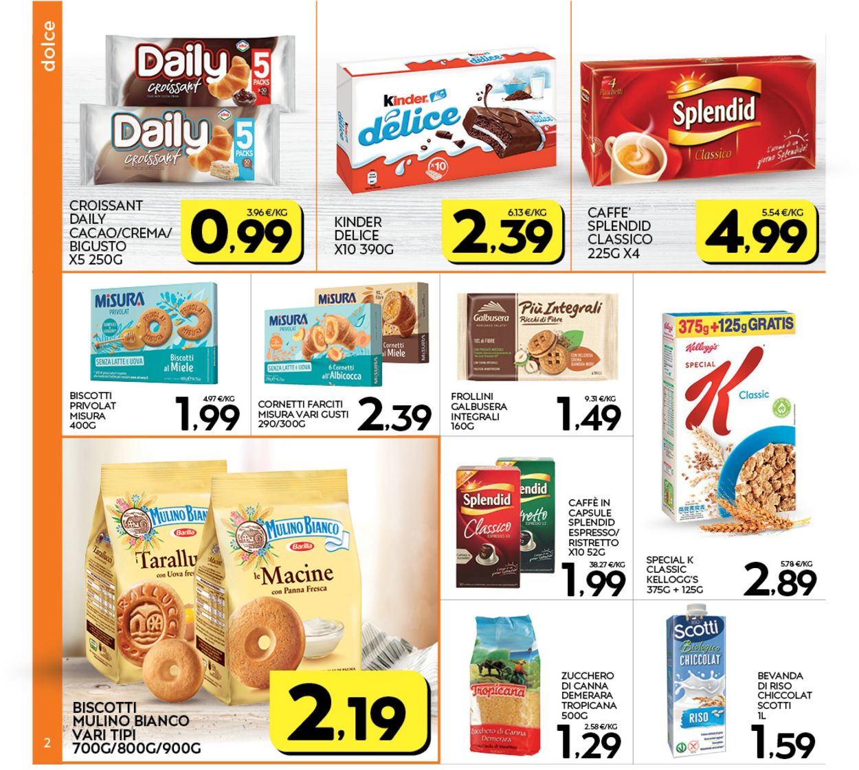 Volantino Interspar - Offerte 28/09-04/10/2020 (Pagina 2)