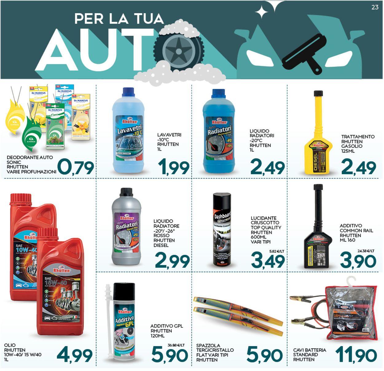 Volantino Interspar - Offerte 08/10-18/10/2020 (Pagina 23)