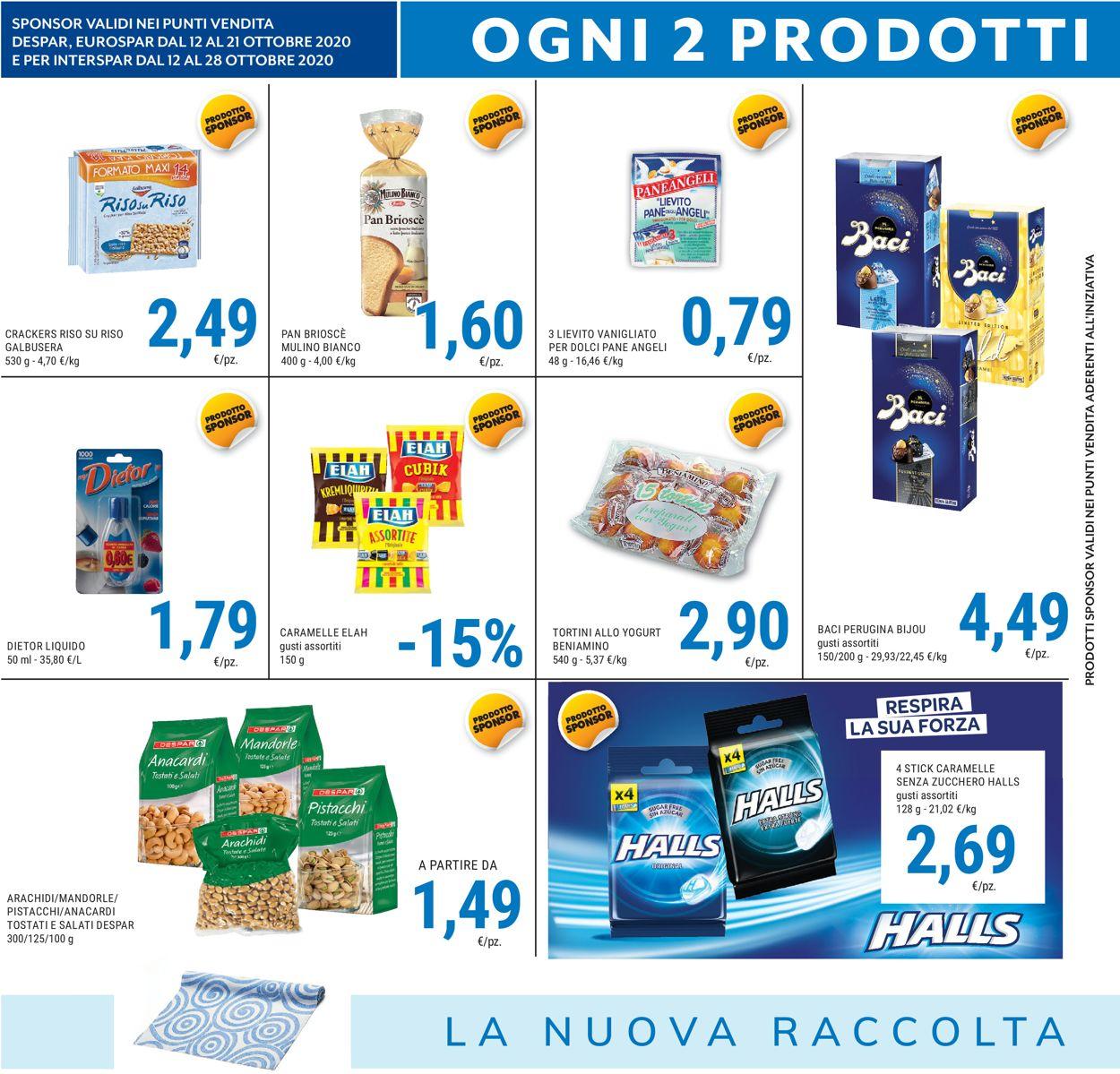Volantino Interspar - Offerte 12/10-28/10/2020 (Pagina 8)
