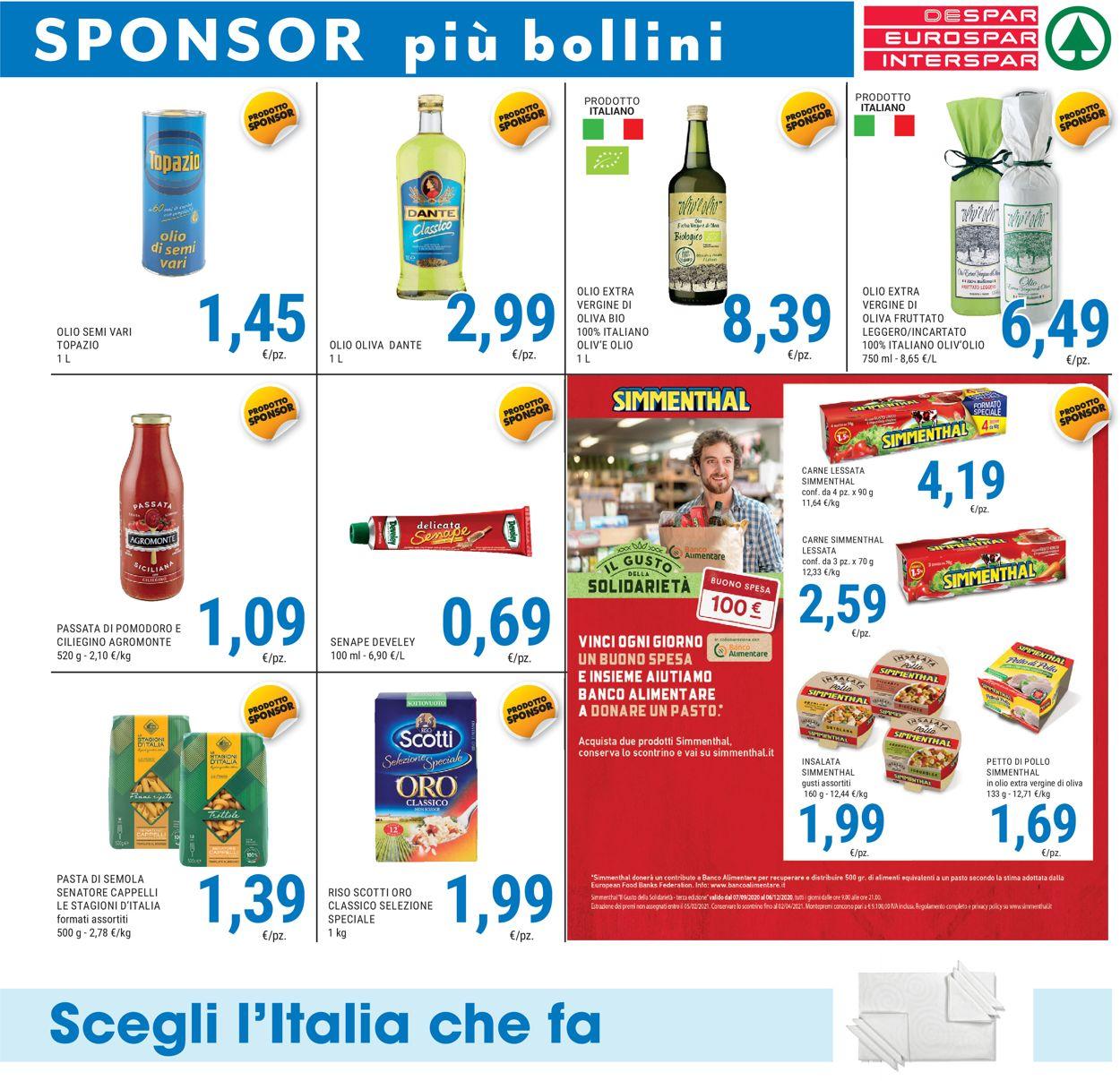 Volantino Interspar - Offerte 12/10-28/10/2020 (Pagina 9)