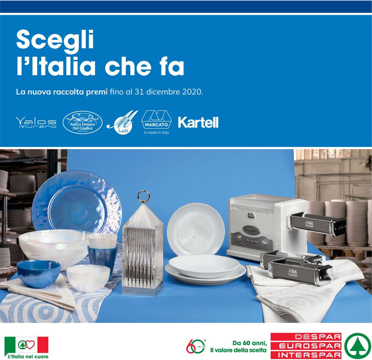 Volantino Interspar - Offerte 22/10-08/11/2020