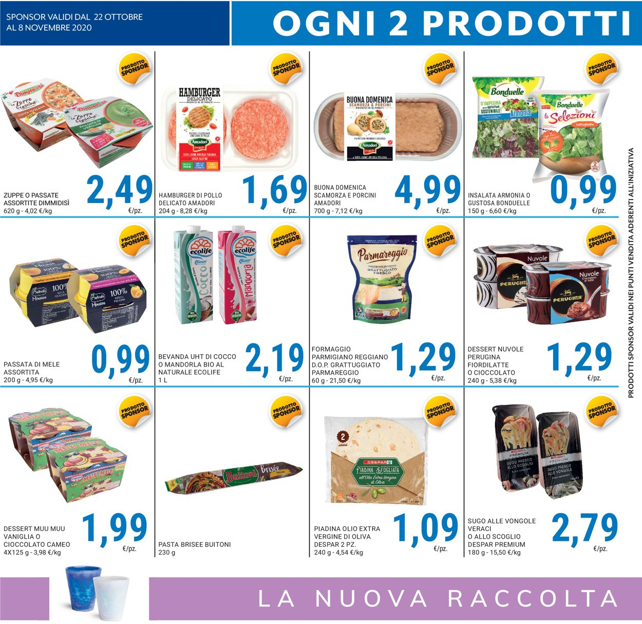 Volantino Interspar - Offerte 22/10-08/11/2020 (Pagina 4)
