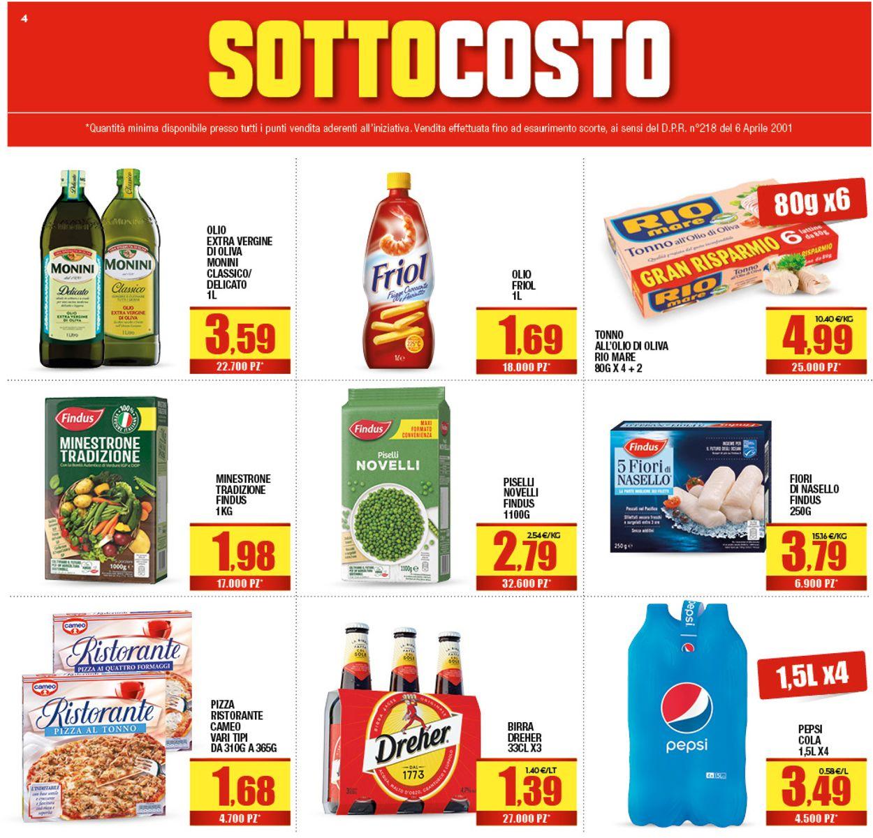 Volantino Interspar - Black Friday 2020 - Offerte 23/11-02/12/2020 (Pagina 4)