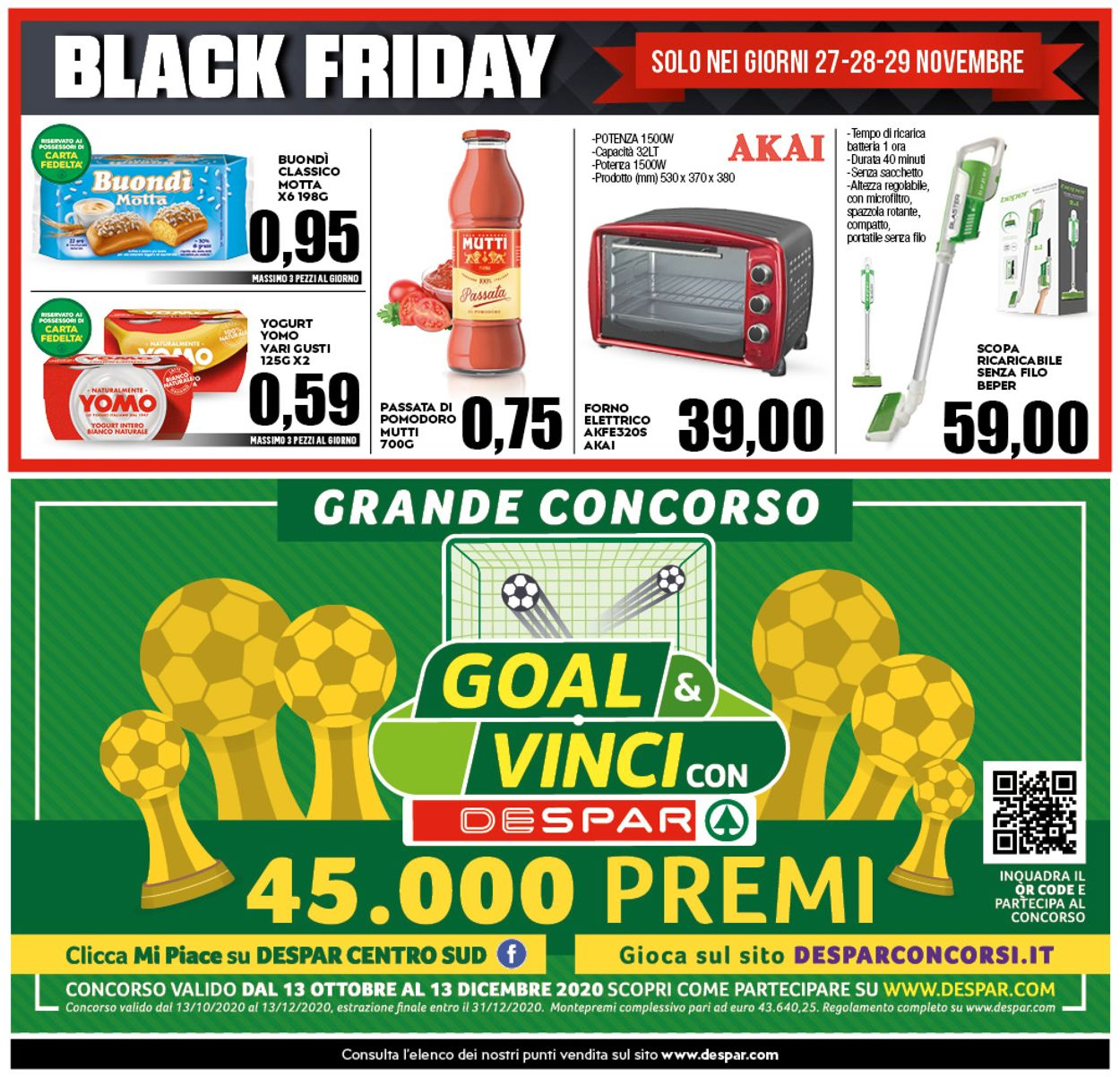 Volantino Interspar - Black Friday 2020 - Offerte 23/11-02/12/2020 (Pagina 28)