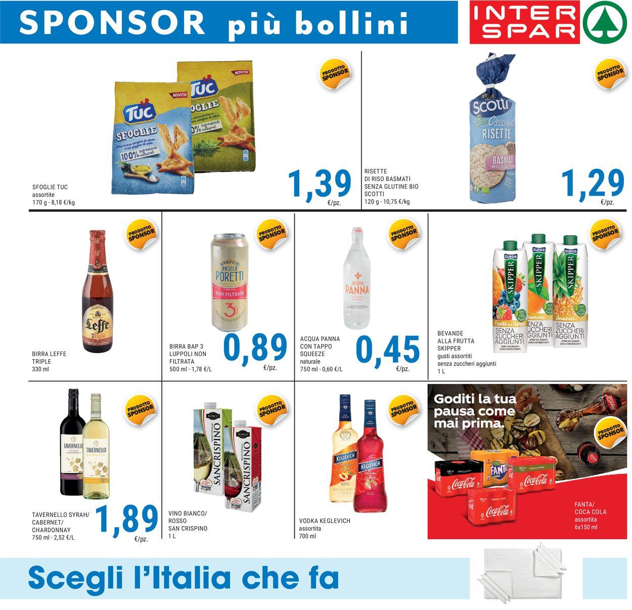 Volantino Interspar - Black Friday 2020 - Offerte 23/11-03/12/2020 (Pagina 9)