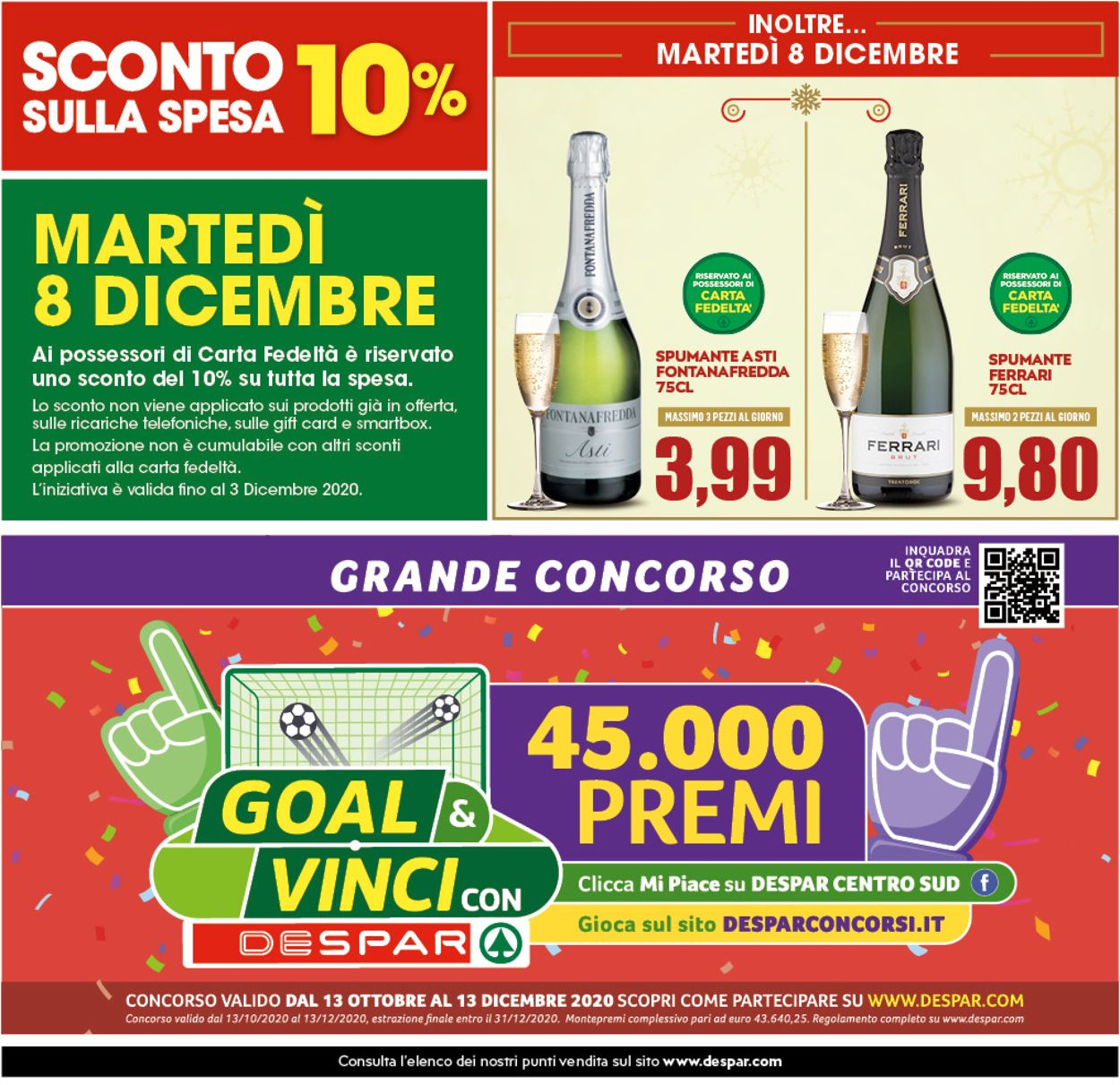 Volantino Interspar - Natale 2020 - Offerte 03/12-15/12/2020 (Pagina 28)