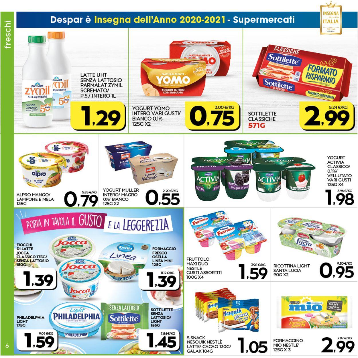 Volantino Interspar - Offerte 07/01-17/01/2021 (Pagina 6)